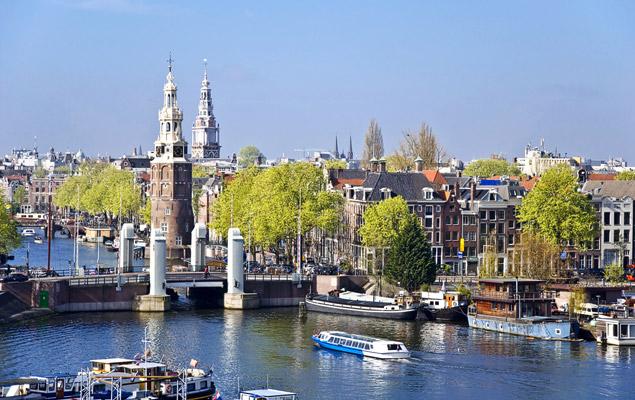 Люксембург. Бельгия. Нидерланды: Люксембург. Брюссель. Антверпен. Амстердам