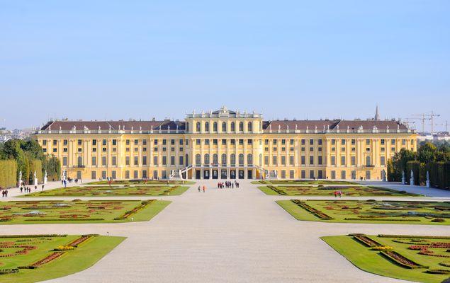 Австрия. Чехия: Роскошная Вена. Красавица Прага