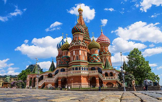 Россия: «Удивительное путешествие из Москвы в Санкт-Петербург» от 670€ (Авиатур)