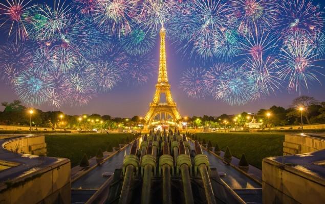 Франция: Новый год в Париже  (1 ночь) от 119€